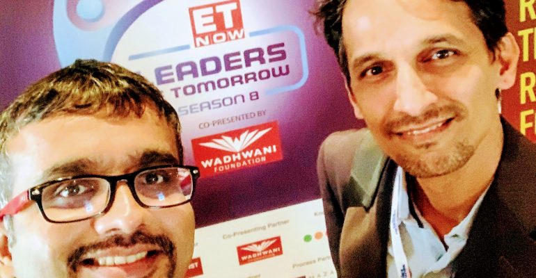 HomeInspeKtor is in the finals of ET NOW Business Competition
